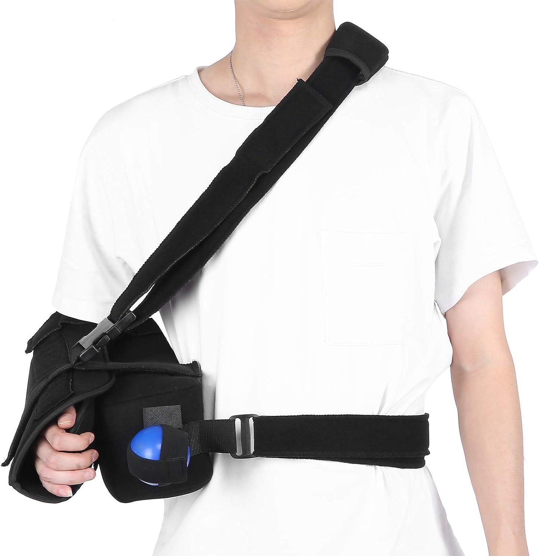 Arm Shoulder Brace National products Sponge + Abduction for Cloth Popular popular Black