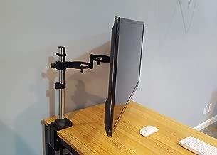 Full Motion Tilt, Pan, Swivel Desktop Mount for 32