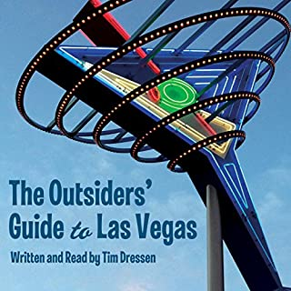 The Outsiders' Guide to Las Vegas cover art