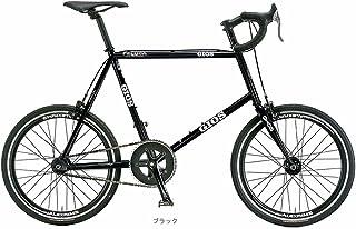 "GIOS(ジオス) FELUCA PISTA(フェルーカ ピスタ) ミニベロバイク20"" [ブラック]"