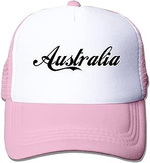 Australia Beautiful Counrtry Flag Mesh Baseball Cap Adjustbale Hat
