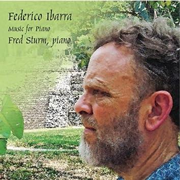 Federico Ibarra, Music for Piano