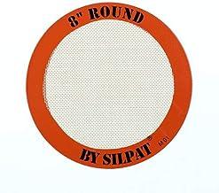 "Silpat Round Cake Liner, 8"""