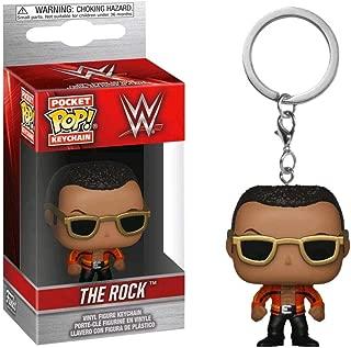 Funko WWE The Rock POP! Keychain