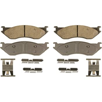 Wagner QC966B Ceramic Disc Brake Pad Set