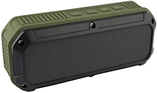CRDC S200C Wireless Portable Bluetooth Speakers Rechargeable Speaker for iPhone, Samsung - Green