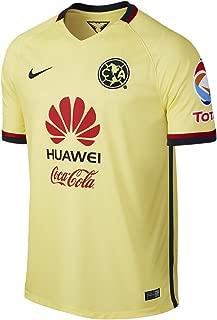 Mens Club America Home Stadium Jersey [Lemon Chiffon]
