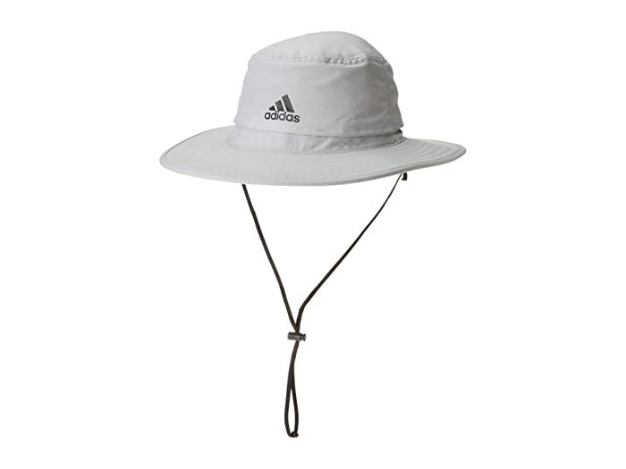adidas Golf  UPF Sun Hat (Grey Two) Caps