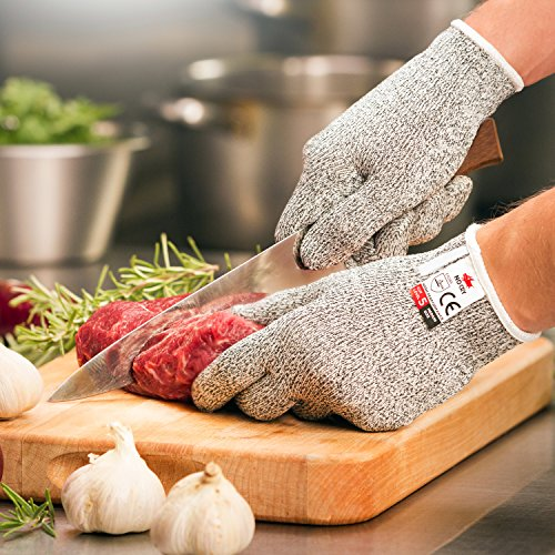 NoCry Cut-Resistant Gloves