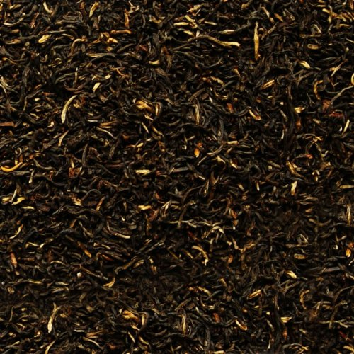 Schwarzer Tee lose Dian Hong Yunnan GFOP Schwarzer Tee Schwarztee China 100g
