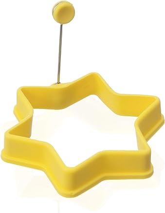 Forma Ovo Estrela Etna Amarelo