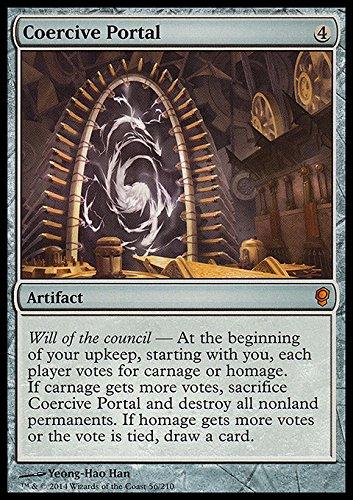 Magic The Gathering - Coercive Portal (56/210) - Conspiracy