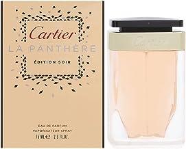 Cartier La Panthere Edition Soir for Women 2.5 oz Eau de Parfum Spray