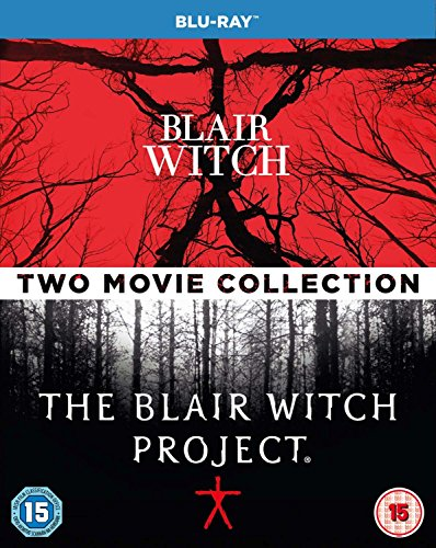 Blair Witch Double Pack (The Blair Witch Project/Blair Witch) UK Import