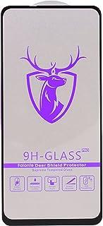 مجموعة من 2 واقي شاشة 9 اتش وواقي خلفي زجاجي من الزجاج المقوى سامسونج جالكسي A20 من اورجينال
