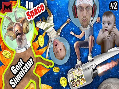 Goat Simulator in Space!