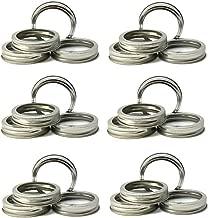 Best bulk canning rings Reviews