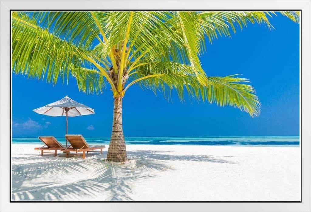Vacation Holiday in Paradise Very popular Lounge Chair Bea Under Tree on Popular brand in the world Palm