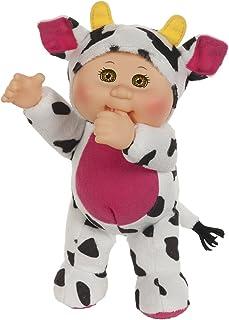 "Cabbage Patch Kids Clara Cow Cutie Baby Doll, 9"""