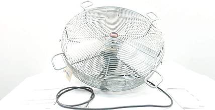 DAYTON 5M205 8640CFM 1PH 115/230V-AC 24IN Transformer Cooling Fan