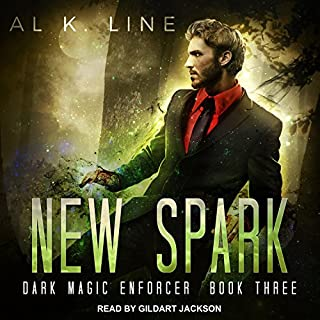New Spark cover art