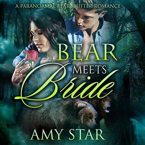 Bear Meets Bride audiobook cover art