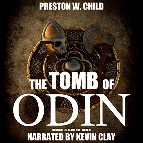 Tomb of Odin audiobook cover art