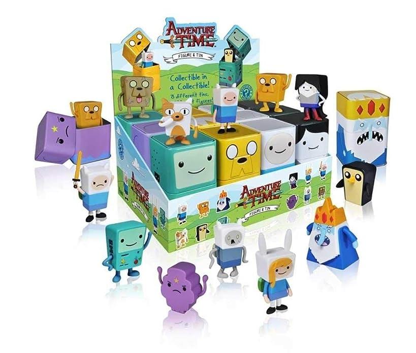 Funko Adventure Time Mystery Mini Figure and Tin - One Random Action Figure