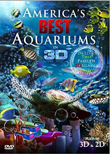 Americas Best Aquariums in 3D