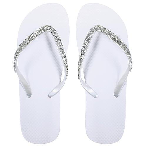3b7e9a325 SUGAR ISLAND® Unisex Ladies Girls Mens Summer Beach FLIP Flop Pool Shoes