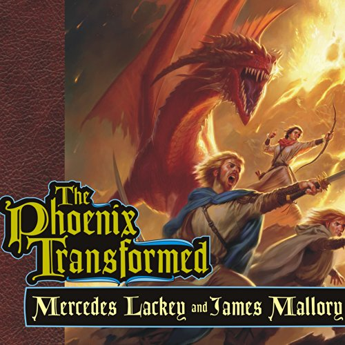 The Phoenix Transformed cover art