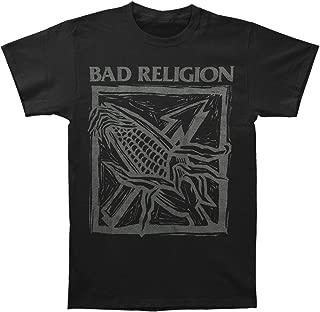 Bad Religion Men's Against The Grain T-Shirt Black