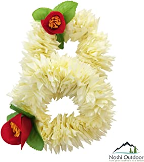 Noshi Outdoor Artificial Hand Gajra for Mehndi, Wedding, Eid-Reuseable-USA Shipping 2Pk-Plain
