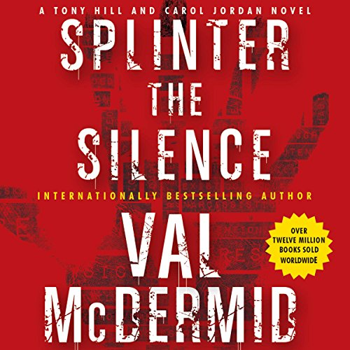 Splinter the Silence audiobook cover art
