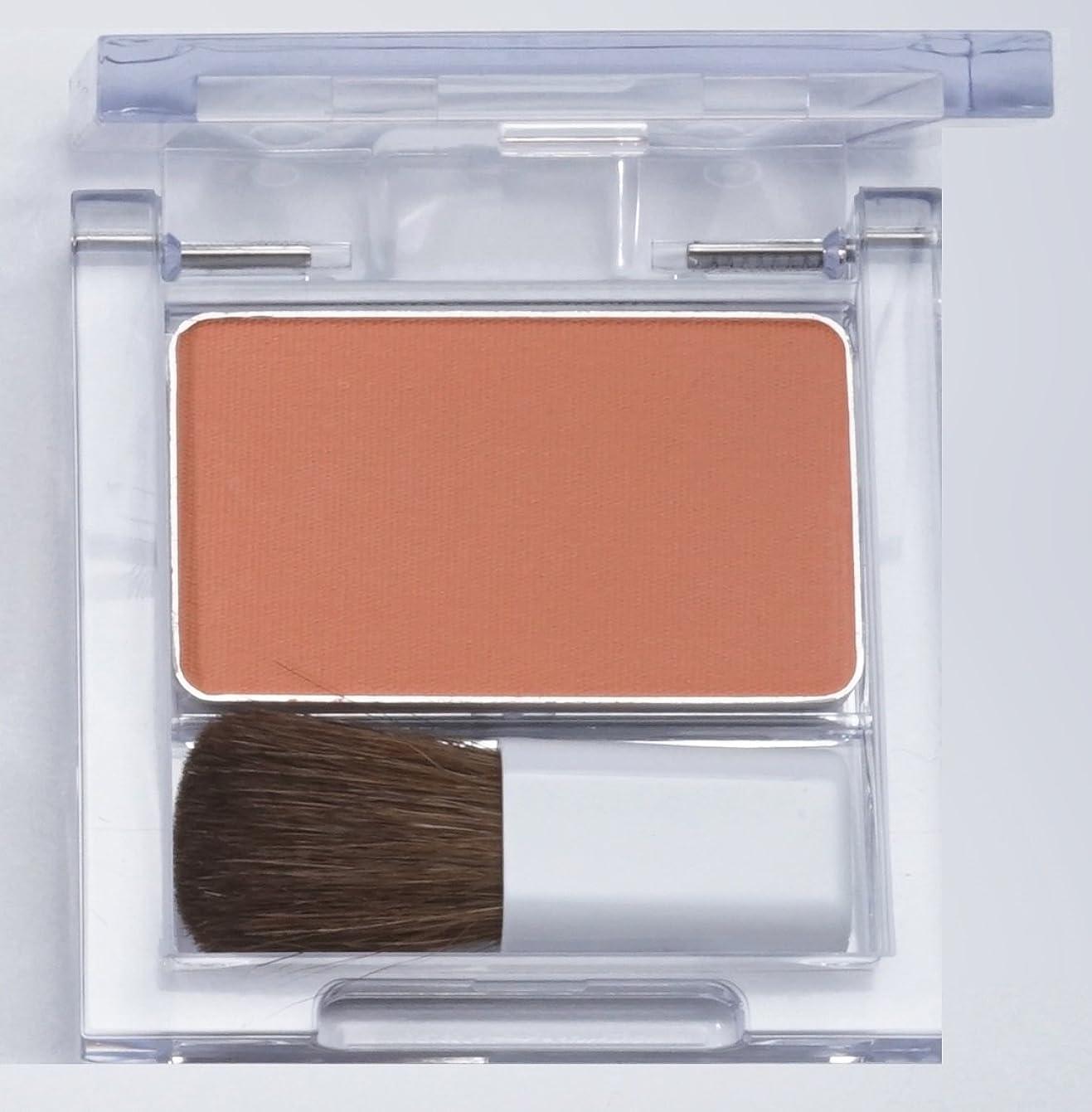 生活姉妹スクリューポルトA お肌に輝きとピュアな透明感 チークカラー 3号:オレンジ(2228)