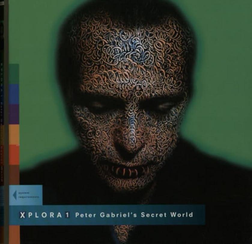 不振責任者まぶしさXplora1 - Peter Gabriel's Secret World - CD-Rom