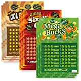 Funny Gag Prank Scratch Off by Aliza | Joke Fake Lottery Ticket for Adults– Excellent Gift for Wife Husband Boyfriend Girlfriend Friend Sister Brother Dad Mom -- The Perfect Prank for Your Party