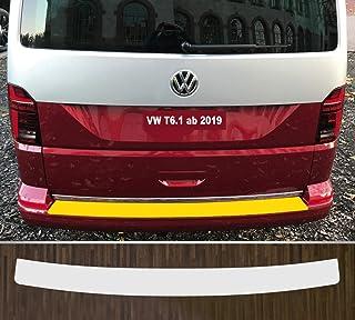 is tuning passgenau für VW T6.1 ab 2019 Lackschutzfolie Ladekantenschutz transparent