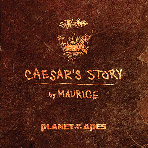 Planet of the Apes: Caesar's Story cover art