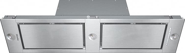 Miele DA 2628 - Campana extractora (120 cm, acabado en acero ...