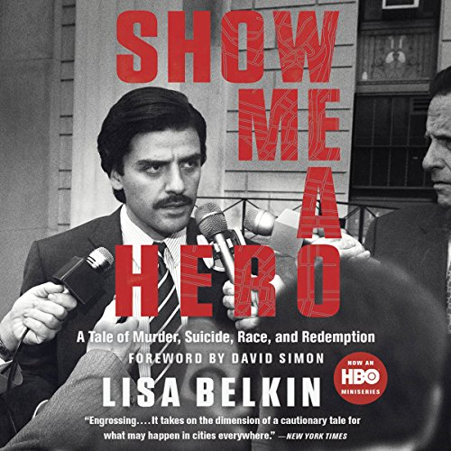 Show Me a Hero audiobook cover art