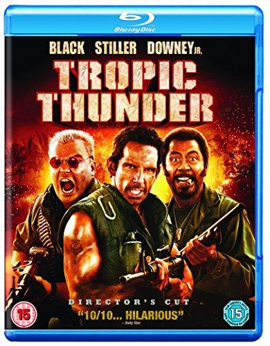 Tropic Thunder [Edizione: Regno Unito] [Reino Unido] [Blu-ray]