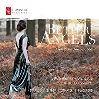 Better Angels [Emily Pailthorpe; BBC Symphony Orchestra , Martyn Brabbins] [CHAMPS HILL: CHRCD116] by Emily Pailthorpe