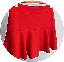 Fancy Girls women skirt Sweet Pleated Preppy Style Mini High Waist Vintage Black White School Uniforms Skirts