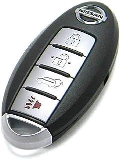 OEM 4-Button Smart Key Fob Remote Compatible With 2017-2020 Nissan Armada (FCC ID: CWTWB1U787, P/N: 285E3-1LP0C)