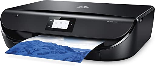 HP Envy 5055 All-in-One Printer with Mobile Printing, Instant Ink Ready (Renewed), Black