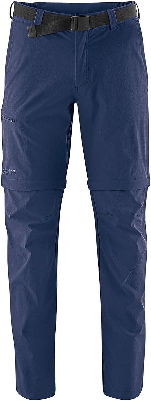 (48 (EU), dark blueee)  maier sports Tajo Men's Hiking Trousers, Men, 133004