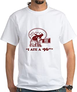 I Ate a 96er White T-Shirt Cotton T-Shirt