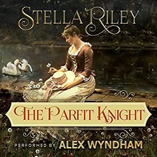 The Parfit Knight audiobook cover art