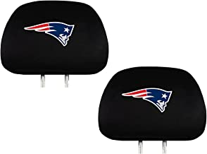 Team ProMark Official National Football League Fan Shop Authentic Headrest Cover (New England Patriots)